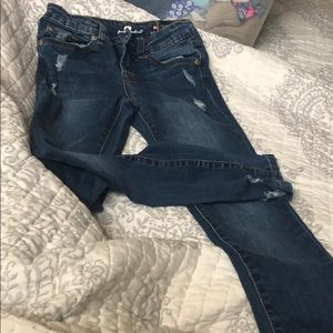 Girls 8 7 for all mankind jeans